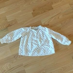 ❤ The Little White Company Shirt 2-3T❤